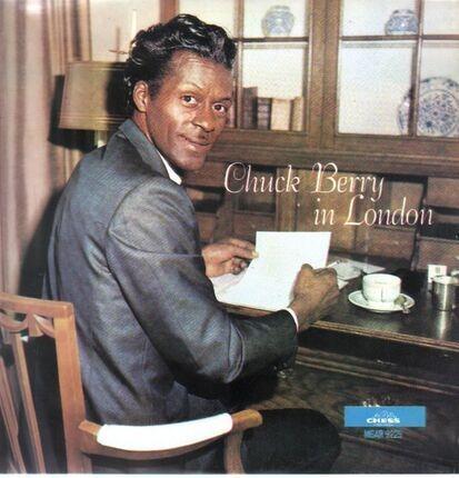 #<Artist:0x00007f8ceb909ed8> - Chuck Berry in London