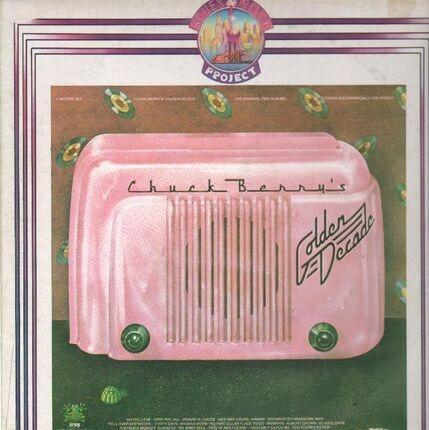 #<Artist:0x00007f826aea2150> - Chuck Berry's Golden Decade