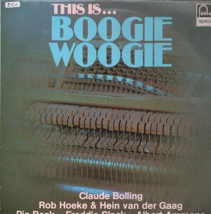 #<Artist:0x00007f40f6ee28f0> - This is Boogie-Woogie