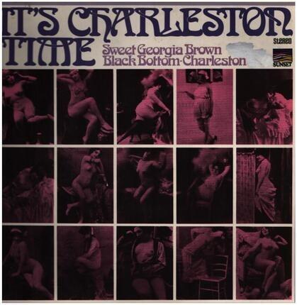 #<Artist:0x00007f70898f4408> - It's Charleston Time