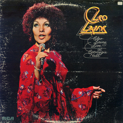 #<Artist:0x00007fb543725ab0> - Cleo Laine Live!!! At Carnegie Hall