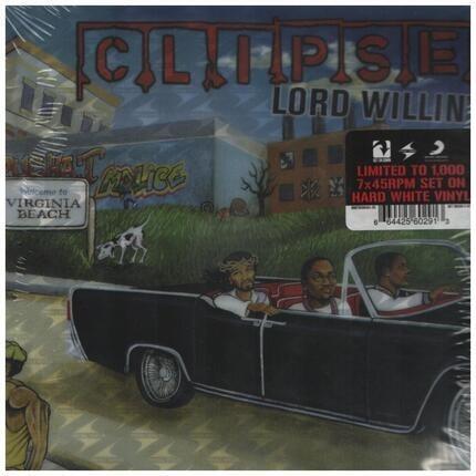 #<Artist:0x00007fb5269636a0> - 7-Lord Willin' -7'box Set