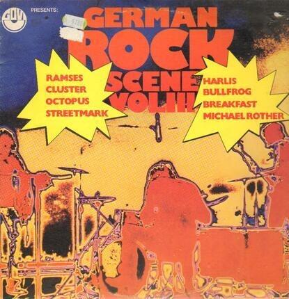 #<Artist:0x00007fe0d1822c60> - German Rock Scene Vol. III