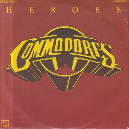 #<Artist:0x00007fcee2fcb800> - Heroes