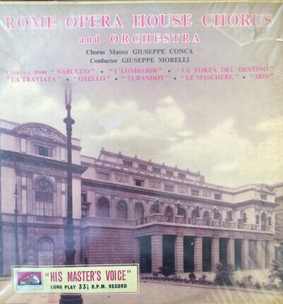 #<Artist:0x00007f60e2665fb8> - Italian Operatic Choruses