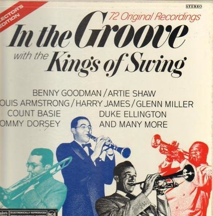 #<Artist:0x00007ff47a3be298> - In The Groove With The Kings Of Swing