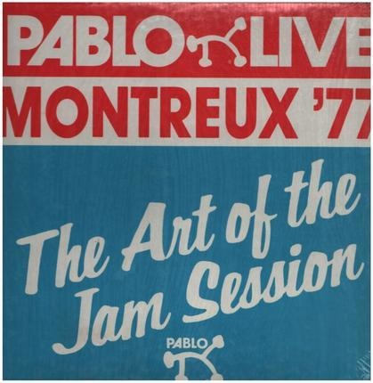 #<Artist:0x00007f07add88d60> - Montreux '77 - The Art Of The Jam Session