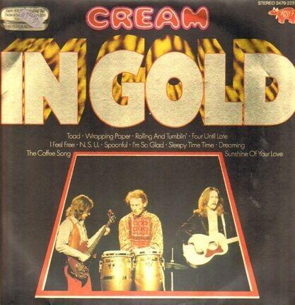 #<Artist:0x00007f4467b8c358> - Cream In Gold