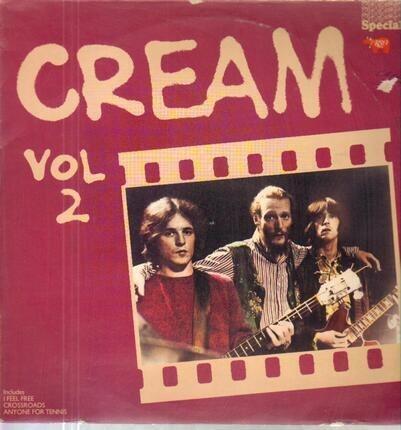 #<Artist:0x00007fecf498cea0> - Cream Volume  2