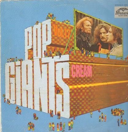 #<Artist:0x00007fea5490edb8> - Pop Giants Vol. 17