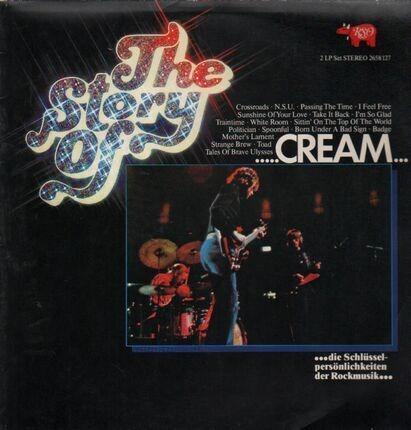 #<Artist:0x00007fd09b9d80f0> - The Story Of Cream