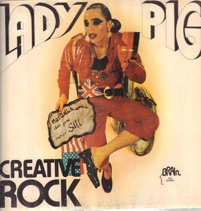 #<Artist:0x00007fbf76f4f528> - Lady Pig