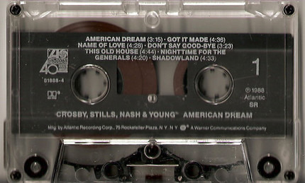 #<Artist:0x00007fcee1a875c0> - American Dream