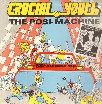 #<Artist:0x00007f9c40f59518> - The Posi-Machine