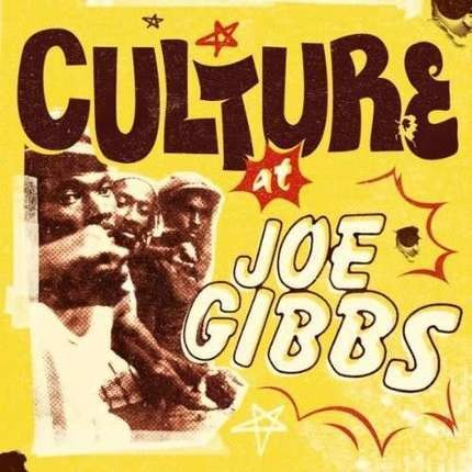 #<Artist:0x00007f3918d0cae8> - Culture At Joe Gibbs