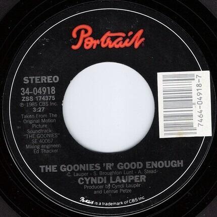 #<Artist:0x00007f3da1d8b540> - The Goonies 'R' Good Enough