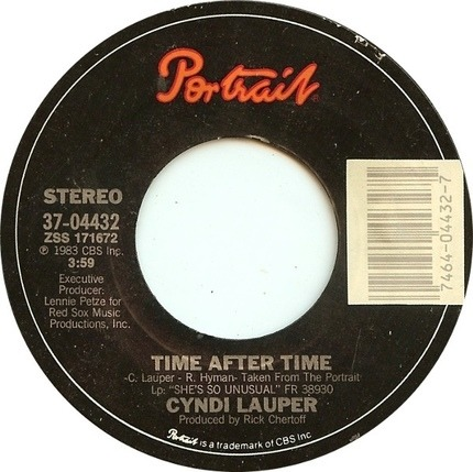 #<Artist:0x00007fcee2b195c8> - Time After Time