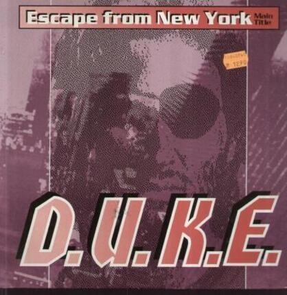 #<Artist:0x00007fce15e5eee0> - Escape From New York