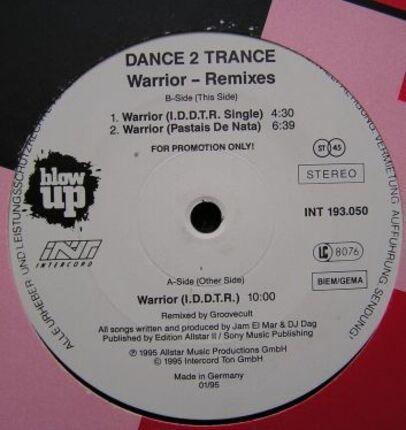 #<Artist:0x00007f73ecd2f228> - Warrior (Remixes)