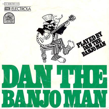 #<Artist:0x00007f5bacbf1a30> - Dan the Banjo Man