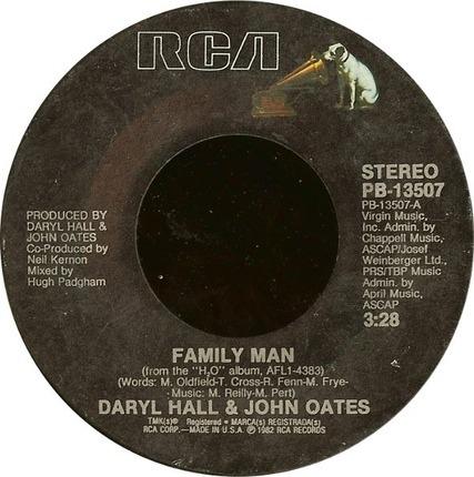 #<Artist:0x00007fcee121a720> - Family Man