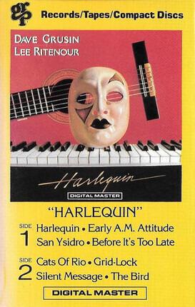 #<Artist:0x00007f5d083c1650> - Harlequin