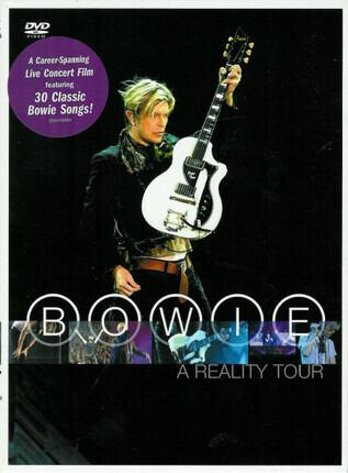 #<Artist:0x00007f6c5d5b8328> - A Reality Tour