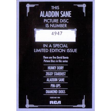 #<Artist:0x00007fcee1994f00> - Aladdin Sane