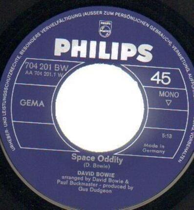 #<Artist:0x00007fcec12507c8> - Space Oddity