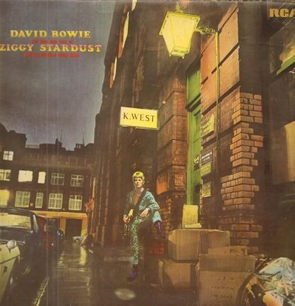 #<Artist:0x00007f8380d44080> - The Rise and Fall of Ziggy Stardust and the Spiders from Mars