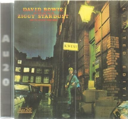 #<Artist:0x00007f9991730618> - The Rise and Fall of Ziggy Stardust and the Spiders from Mars
