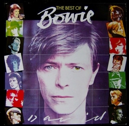 #<Artist:0x000000000766fe98> - The Best Of Bowie