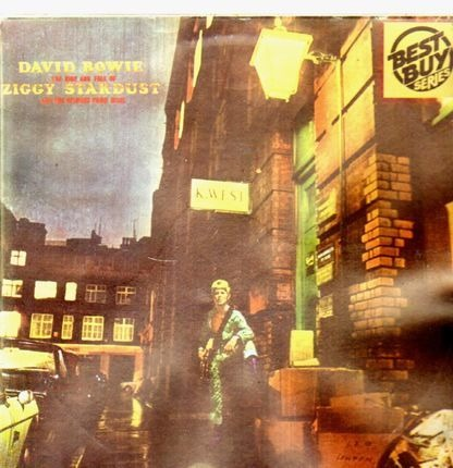#<Artist:0x00007f311ba0f890> - The Rise and Fall of Ziggy Stardust and the Spiders from Mars