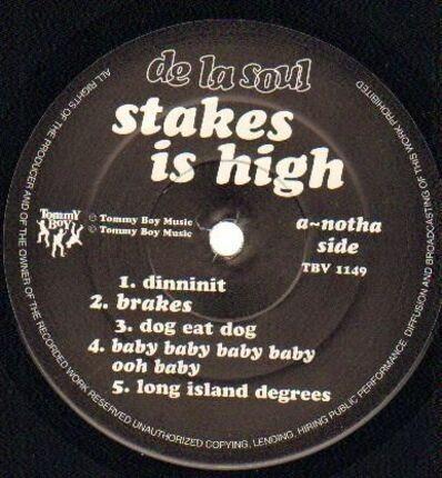 #<Artist:0x00007f46b6a1a190> - Stakes Is High