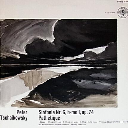 "#<Artist:0x00007f73ec5f2370> - Sinfonie Nr.6 Op.74 ""Pathétique"""