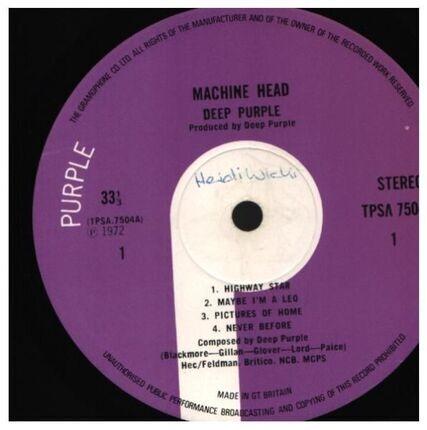 #<Artist:0x00000000089134c8> - Machine Head