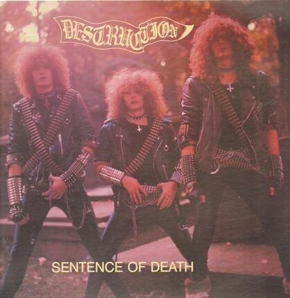 #<Artist:0x00007f5d0f4af9c0> - Sentence Of Death