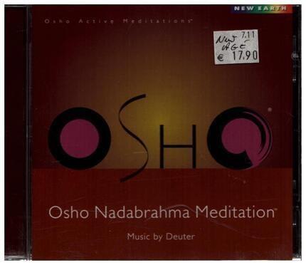 #<Artist:0x00000000068abd20> - Osho Nadabrahma Meditation