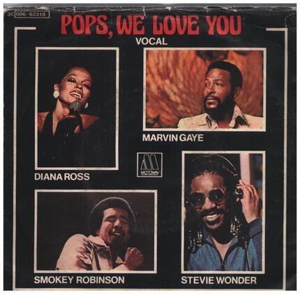 #<Artist:0x00007fcee15b8350> - Pops, We Love You (Vocal & Instrumental)