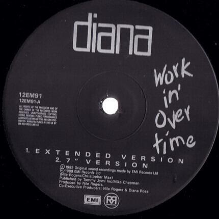 #<Artist:0x00007fcebb156e18> - Workin' Overtime
