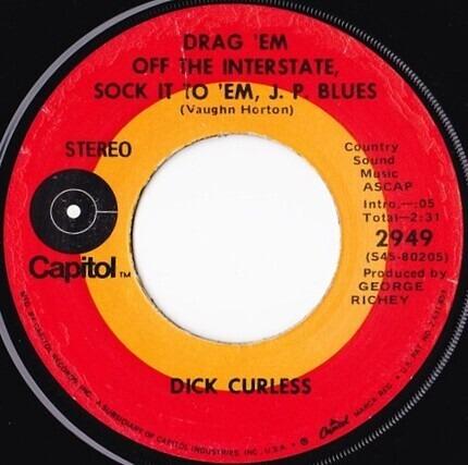 #<Artist:0x00007f3cff398080> - Drag 'Em Off The Interstate, Sock It To 'Em, J. P. Blues