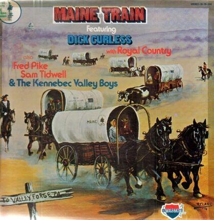 #<Artist:0x00007f75d00d5c08> - Maine Train