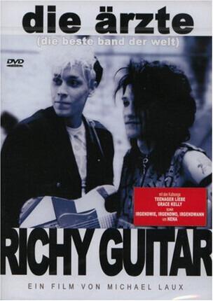 #<Artist:0x00007f30fb450f00> - Richy Guitar