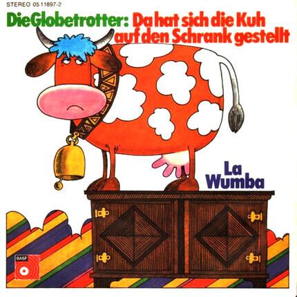 #<Artist:0x00007f4c55d4d728> - Da Hat Sich Die Kuh Auf Den Schrank Gestellt