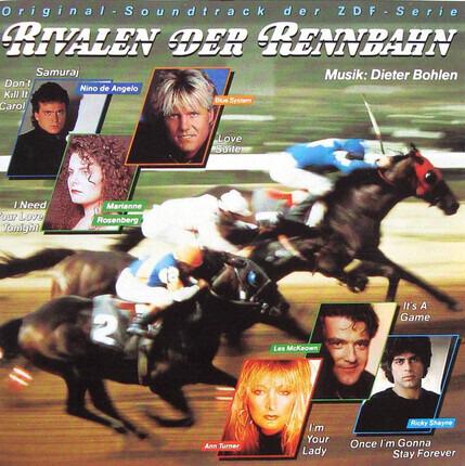 #<Artist:0x00007f73a95b6b10> - Rivalen Der Rennbahn (Original-Soundtrack Der ZDF-Serie)