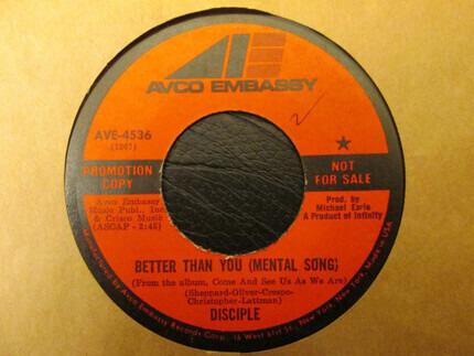 #<Artist:0x0000000006d8df28> - Better Than You (Mental Song)
