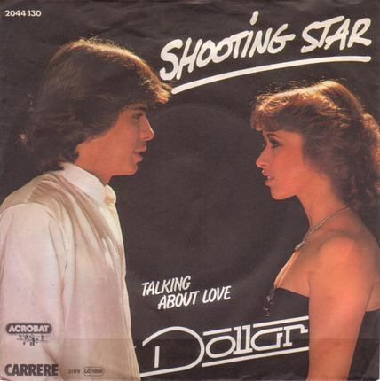 #<Artist:0x00007f1052b89b88> - Shooting Star / Talking About Love