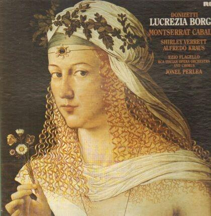 #<Artist:0x00000000075df640> - Lucrezia Borgia
