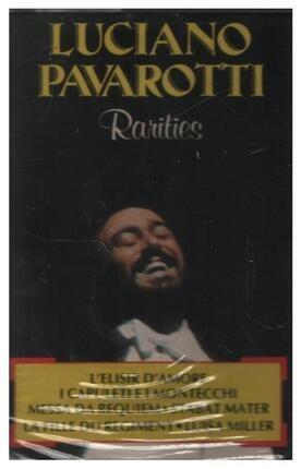#<Artist:0x0000000003da1be8> - Luciano Pavarotti - Rarities
