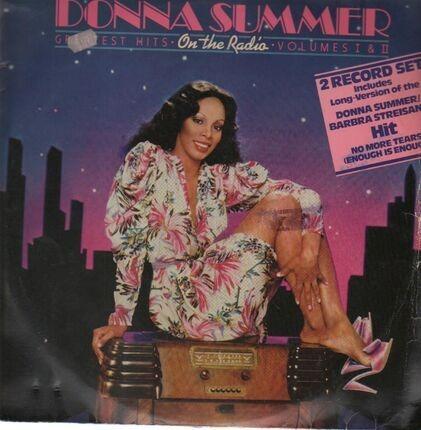 #<Artist:0x00007f1465869ab8> - On The Radio - Greatest Hits Volumes I & II